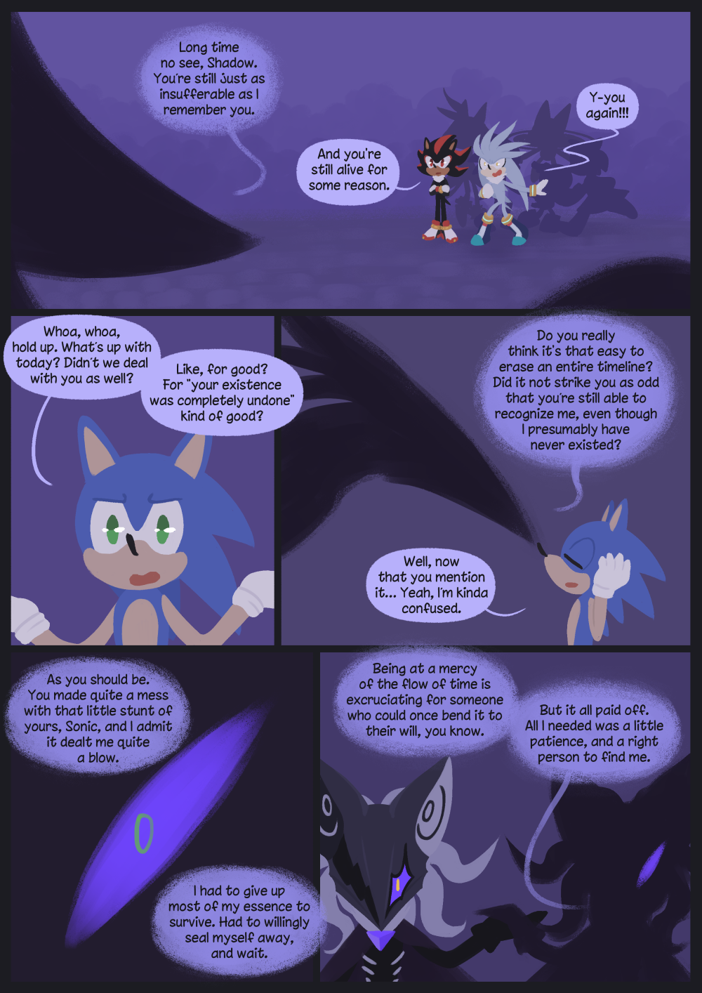 complicated time travel logistics of sonic 06